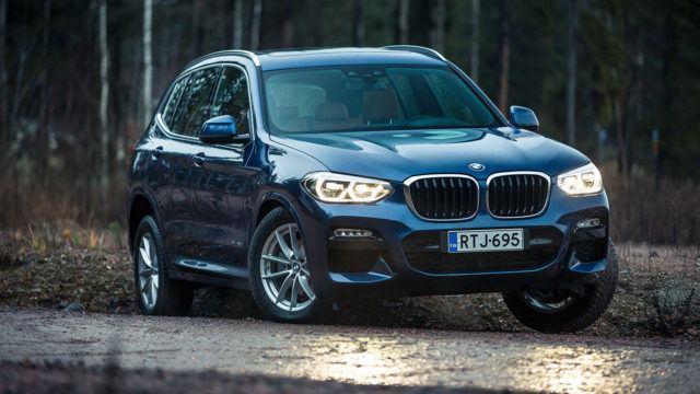 Koeajo: BMW X3 xDrive20d – täysin uutta peruspremiumia