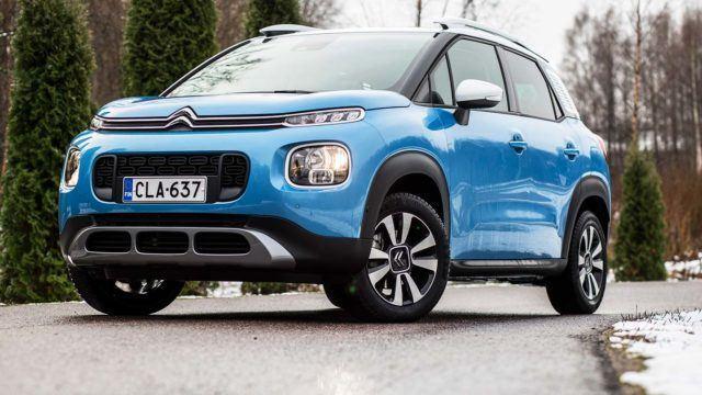 Koeajo: muhkeampaa mukavuutta – Citroën C3 Aircross
