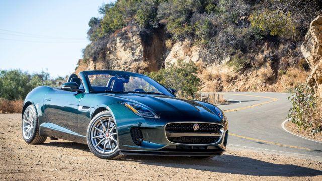 Koeajo: Jaguar F-Type 2.0 i4 300 Convertible– nelosmoottori riittää iloon