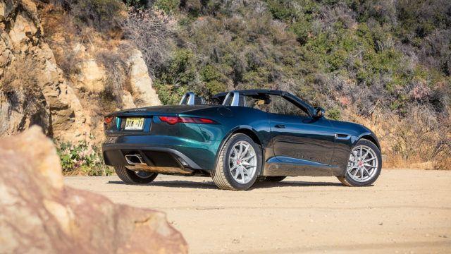 Jaguar F-Type 2.0 i4 300