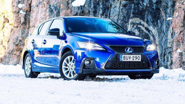 Koeajo: uusittu uudistus – Lexus CT 200h F Sport S