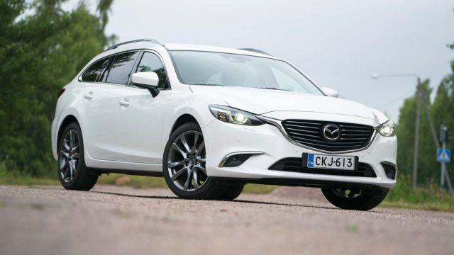 Koeajo: urheilullista upsizingia – Mazda 6 Sport Wagon 2.5