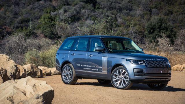 Maistiainen: Range Rover P400e – ladattava hybridi lisää tehoa ja laskee hintaa