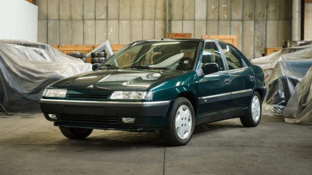 Citroënin klassikkohuutokauppa