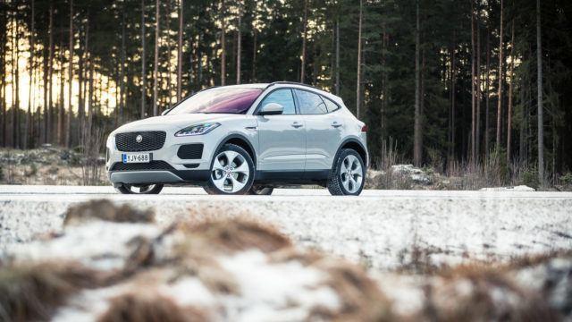 Maistiainen: Jaguar E-Pace – pentu vai peto?