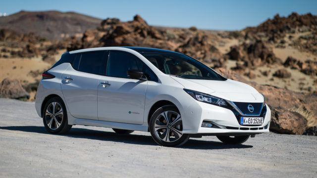 Maistiainen: parempi ja tavallisempi – uusi Nissan Leaf