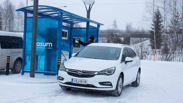 Maistiainen: Opel Astra kulkee nyt myös kaasulla