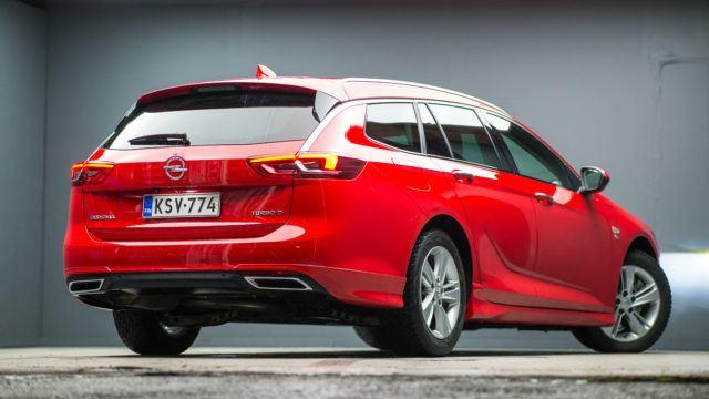 Opel Insignia Sports Tourer 2.0 CDTI 170 A8 Innovation