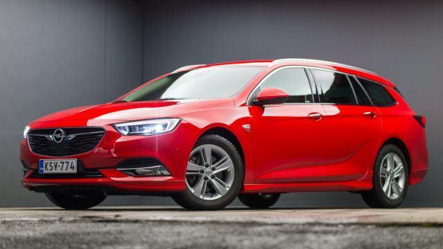 Koeajo: Terve, ja kiitos GM:stä! – Opel Insignia Sports Tourer 2.0 CDTI