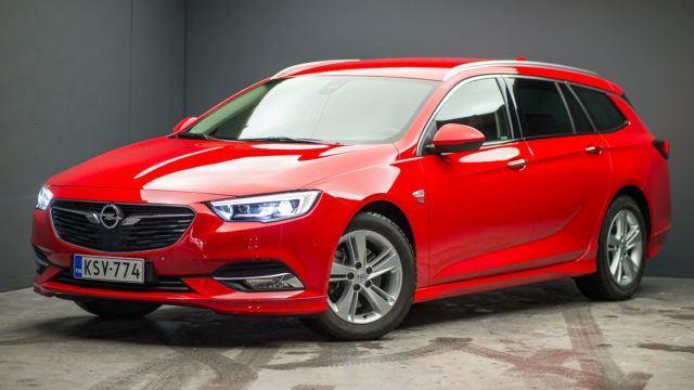 Opel Insignia Sports Tourer 2.0 CDTI 170 A8 Innovation