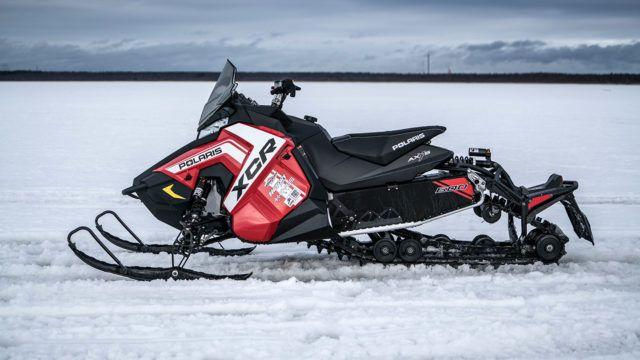 Polaris Axys XCR 600 Switchback