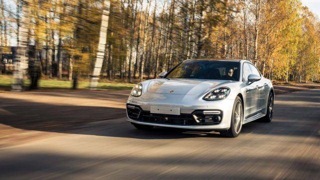 Koeajo: hybridin hekumaa – Porsche Panamera 4 E-Hybrid