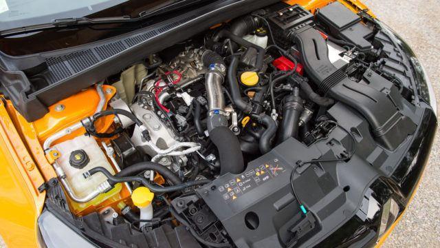 Renault Mégane R.S. 280 EDC