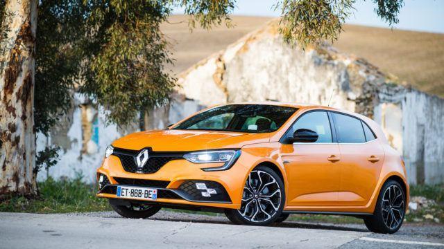 Koeajo: Aurinkokuninkaan paluu – Renault Mégane R.S.