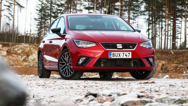 Koeajo: Ansaittu titteli - Seat Ibiza 1.0 TSI FR