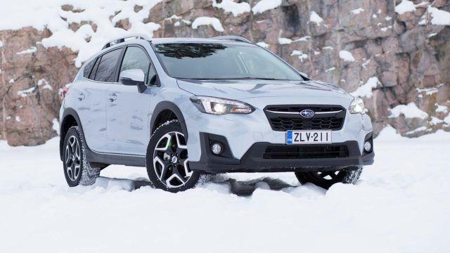 Koeajo: sisäisesti sileämpi – Subaru XV 2.0i Summit