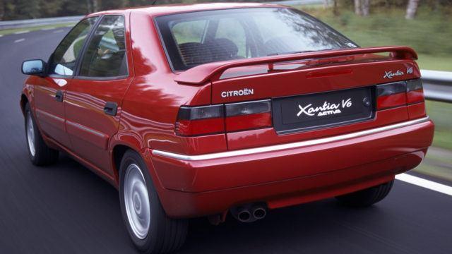 Citroen Xantia V6 Activa