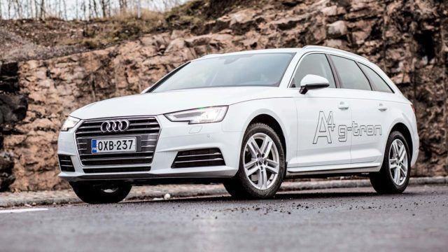 Koeajo: puhtaampaa premiumia – Audi A4 g-tron