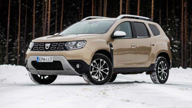 Koeajo: konstailemattoman hyvä - Dacia Duster
