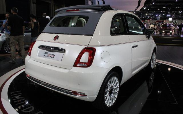 Fiat 500 60 Limited Edition 560