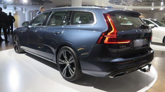 Volvo V60 Uusi Malli