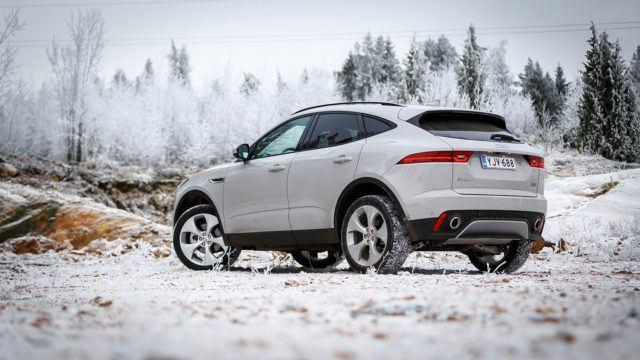 Koeajo: Jaguar E-Pace S – Nuorin, pienin ja kypsin Jaguar
