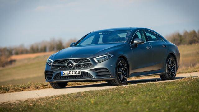Maistiainen: uusi Mercedes-Benz CLS – haikeula, pyöreä perä ja suorat kuutoset hallitsevat