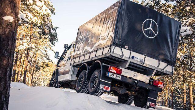 Mercedes-Benz Sprinter 6x6 Oberainger