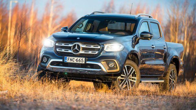 Koeajo: Mercedes-Benz X 250d Power – X missaa kohteen