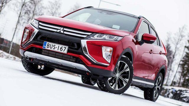 Koeajo: kilpailun kirittäjä – Mitsubishi Eclipse Cross