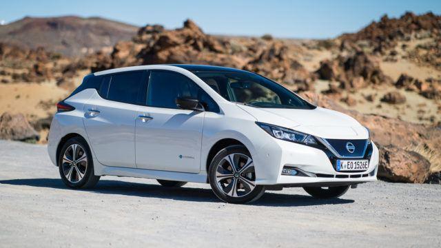 Koeajo: uusi normaali – toisen sukupolven Nissan Leaf