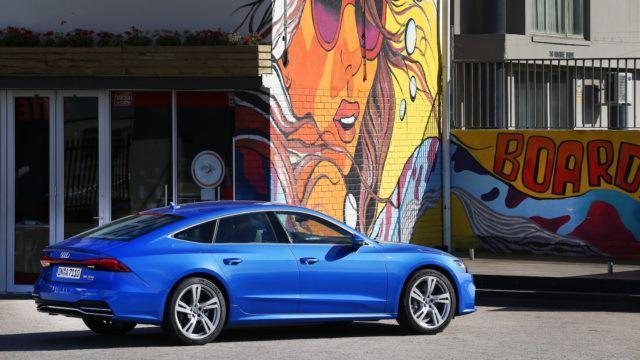 Koeajo: Väkevä tyylivaunu – Audi A7 Sportback 55 TFSI quattro S tronic