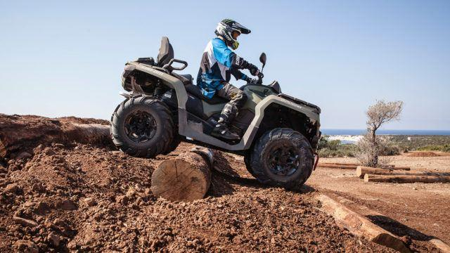 Can-Am Outlander Max Pro 570