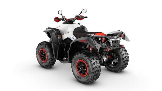 Can-Am Renegade X XC 650 ABS