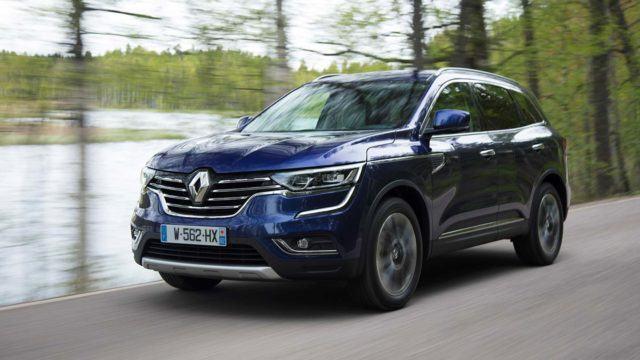 Koeajo: tuntematon haastaja – Renault Koleos