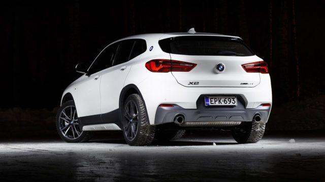 Koeajo:  BMW X2 – Mikä on mielikuvan hinta?