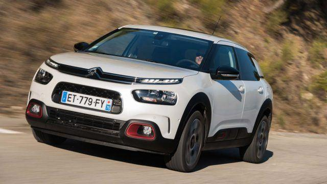 Koeajo: elastisempi elämäntapa – Citroën C4 Cactus