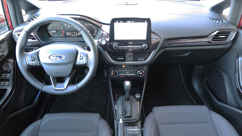 Ford Fiesta Vignale >> Koeajo Pienta Luksusta Elamaan Ford Fiesta Vignale
