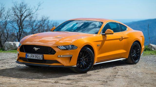 Maistiainen: Vieläkin on villihevosia – Ford Mustang GT 5.0