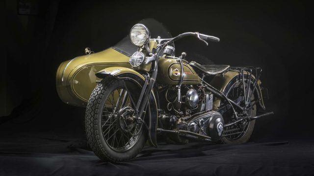 """Harley-Davidson 1200 """"haamuharrikka"""""""