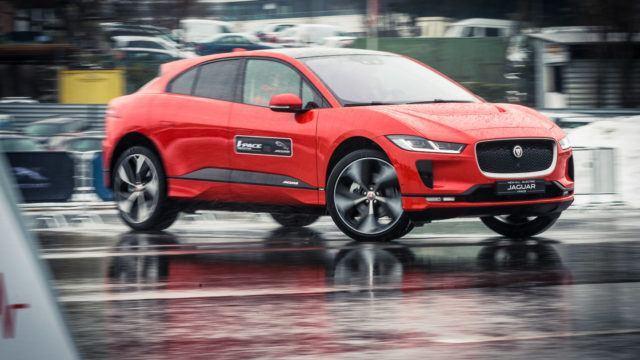 Maistiainen: pikatyypit sähköisestä tulevaisuudesta – Jaguar I-Pace
