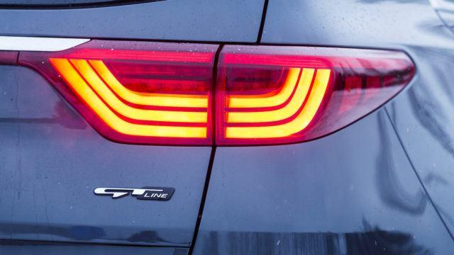 Kia Sportage 1.6 T-GDI GT-Line
