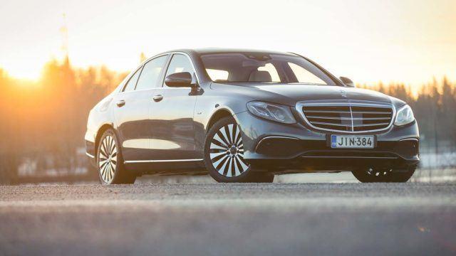 Koeajo: keskinkertainen hybridi, mutta erinomainen auto  – Mercedes-Benz E 350e
