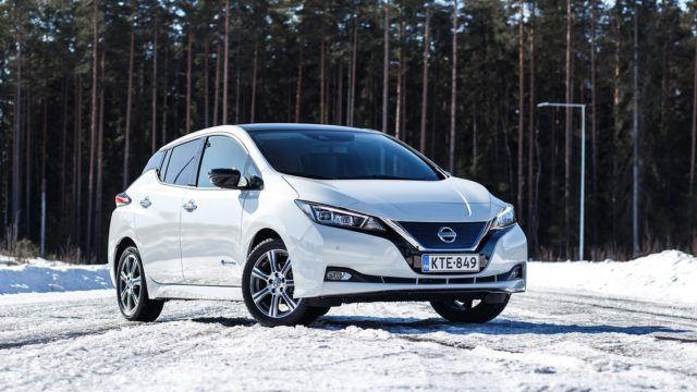 Koeajo: Nissan Leaf – Lupaus paremmasta