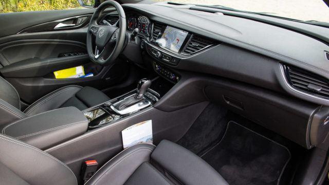Opel Insignia GSi Sports Tourer 2.0 Turbo