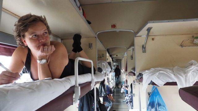 Siperian junamatka
