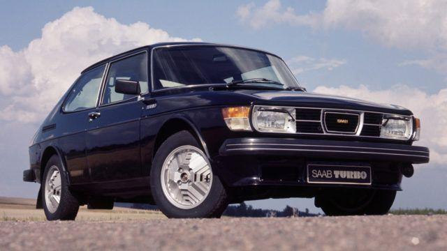 Saab 99 Turbo Combi Coupé
