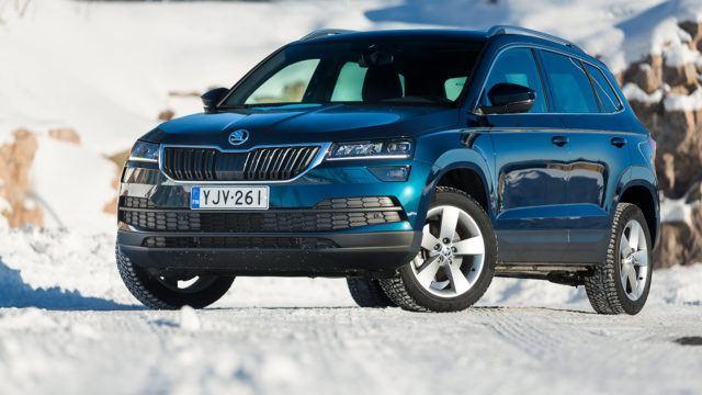 Koeajo: Škoda Karoq – seuraava Qashqai?