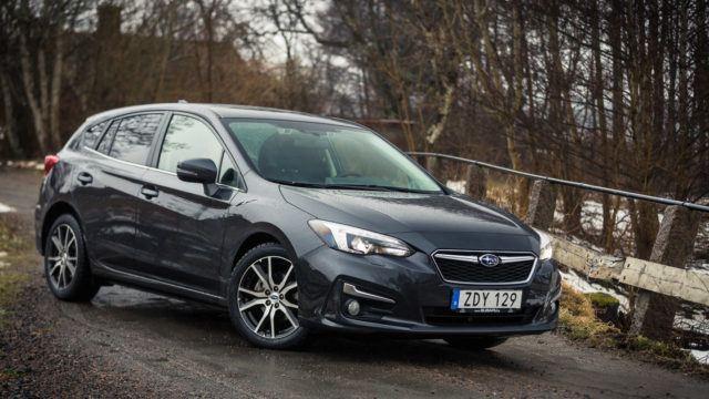 Maistiainen: vanha tuttu täysin uusi – Subaru Impreza