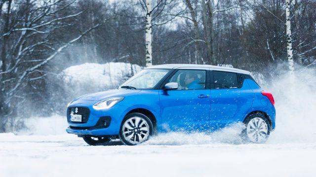 Koeajo: Suzuki Swift 4x4 Hybrid – markkinoiden edullisin ja tavallisin hybridi